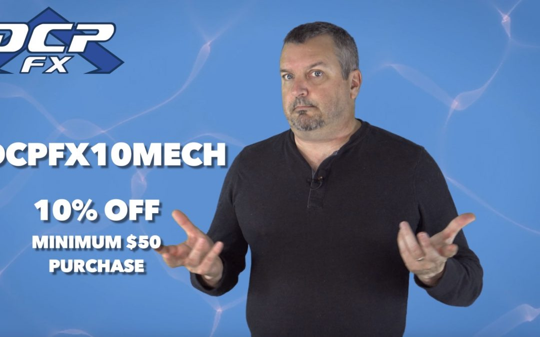 Mech Solutions 10% Off Offer