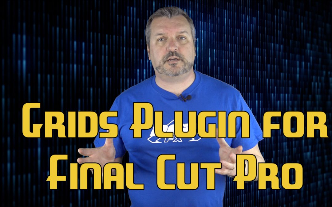 Grids Plugin for FCPx