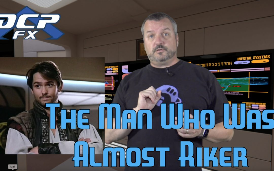 The Man Who Was Almost Riker